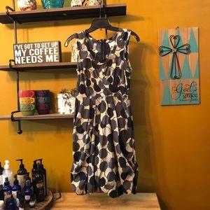 Anthropology Tracy Reese NY polka dot dress